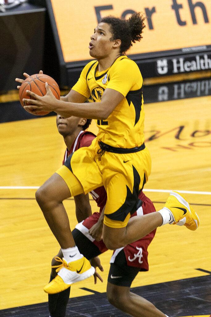 Alabama Missouri Basketball (copy)