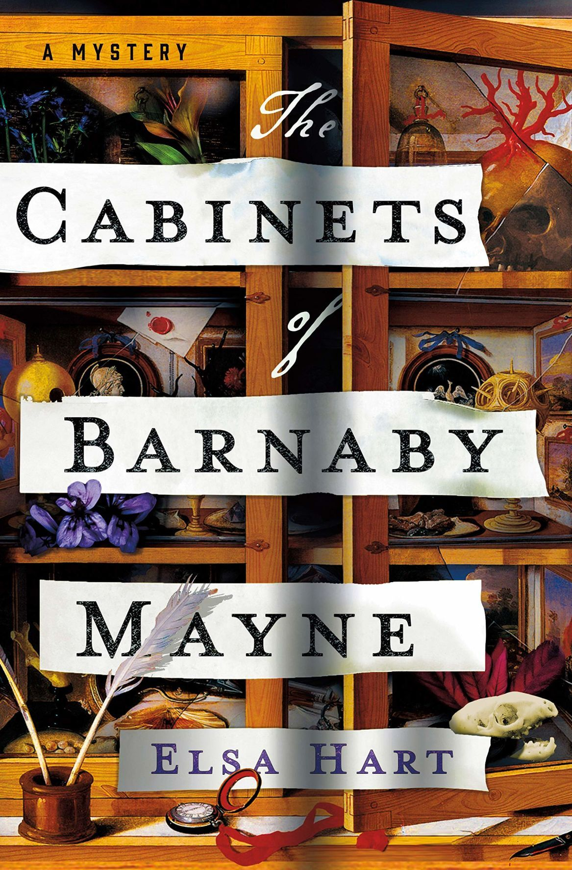 'The Cabinets of Barnaby Mayne'