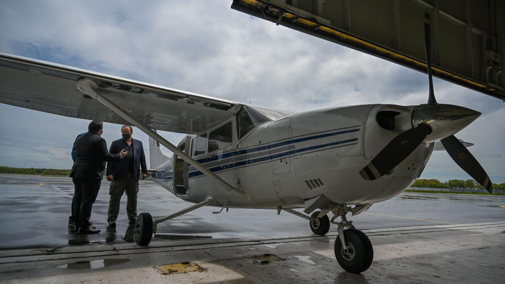 Philanthropists won't fund St. Louis aerial surveillance unless public money also is committed