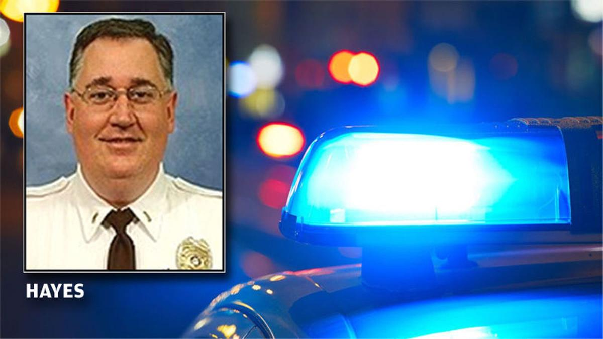 "St. Louis County Police Lt. Patrick ""Rick"" Hayes"