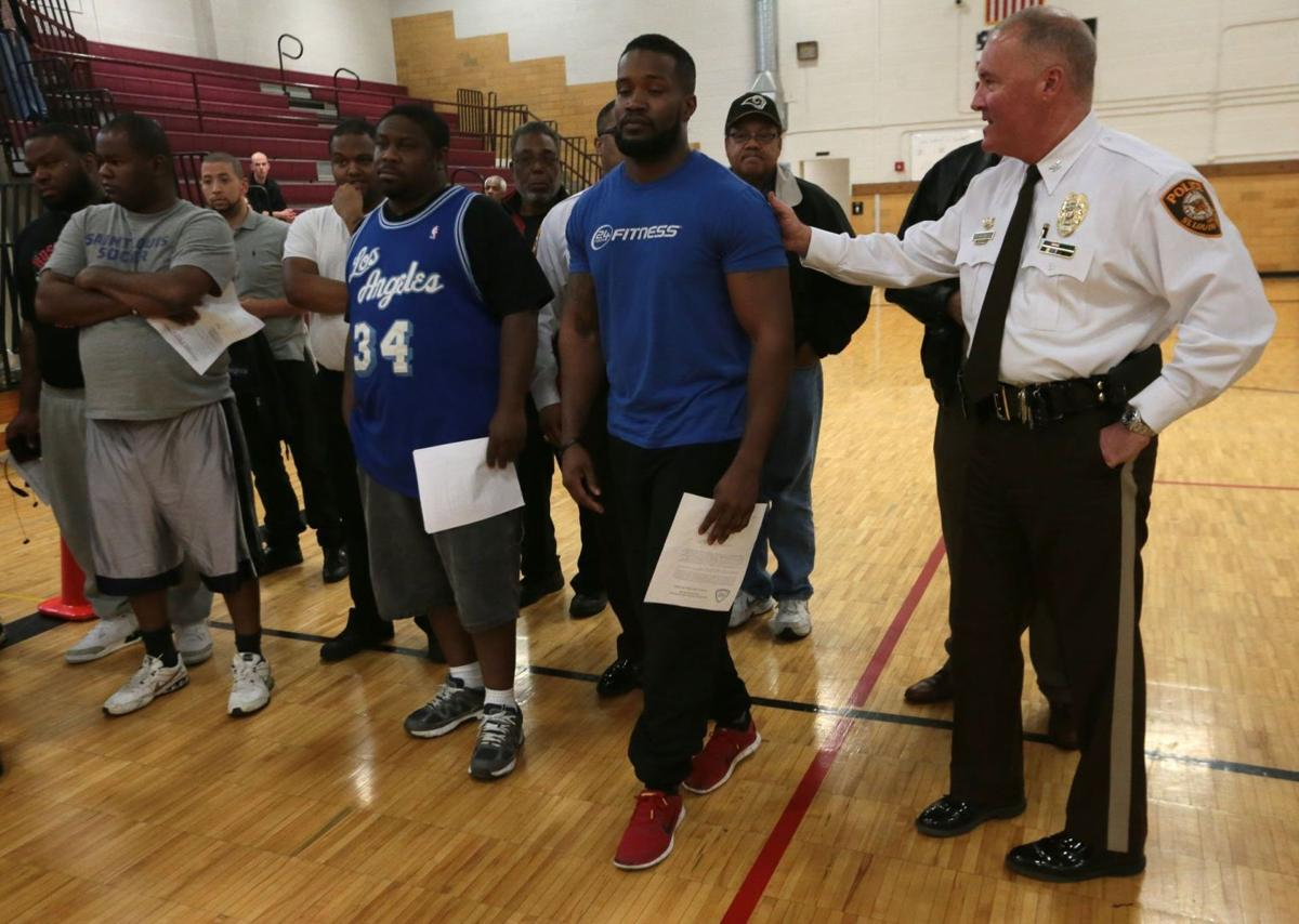 St. Louis County Police hold first of many recruiting initatives