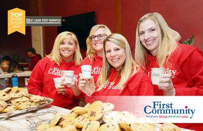 Top Workplaces Spotlight: First Community treats members and employees like neighbors