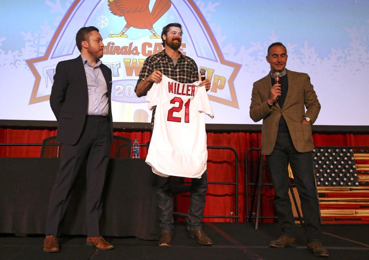 Cards reliever Andrew Miller determined to prove last season was aberration