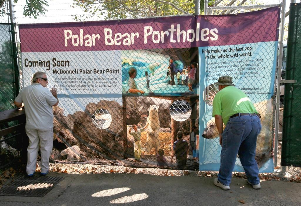 When St  Louis Zoo builds it, will polar bears come? | Metro