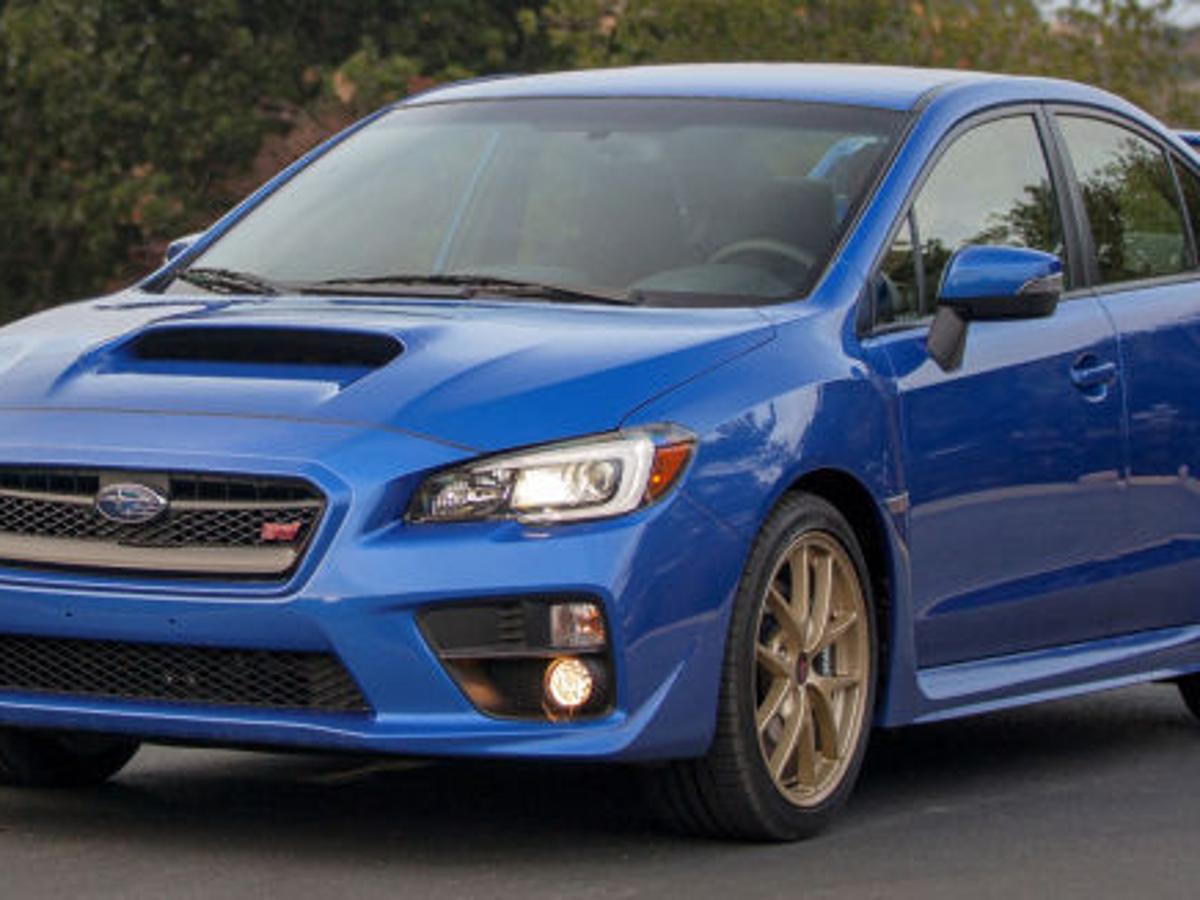 2015 Subaru Wrx Sti Sti Figures If It Ain T Broke Don T Break It Automotive Stltoday Com