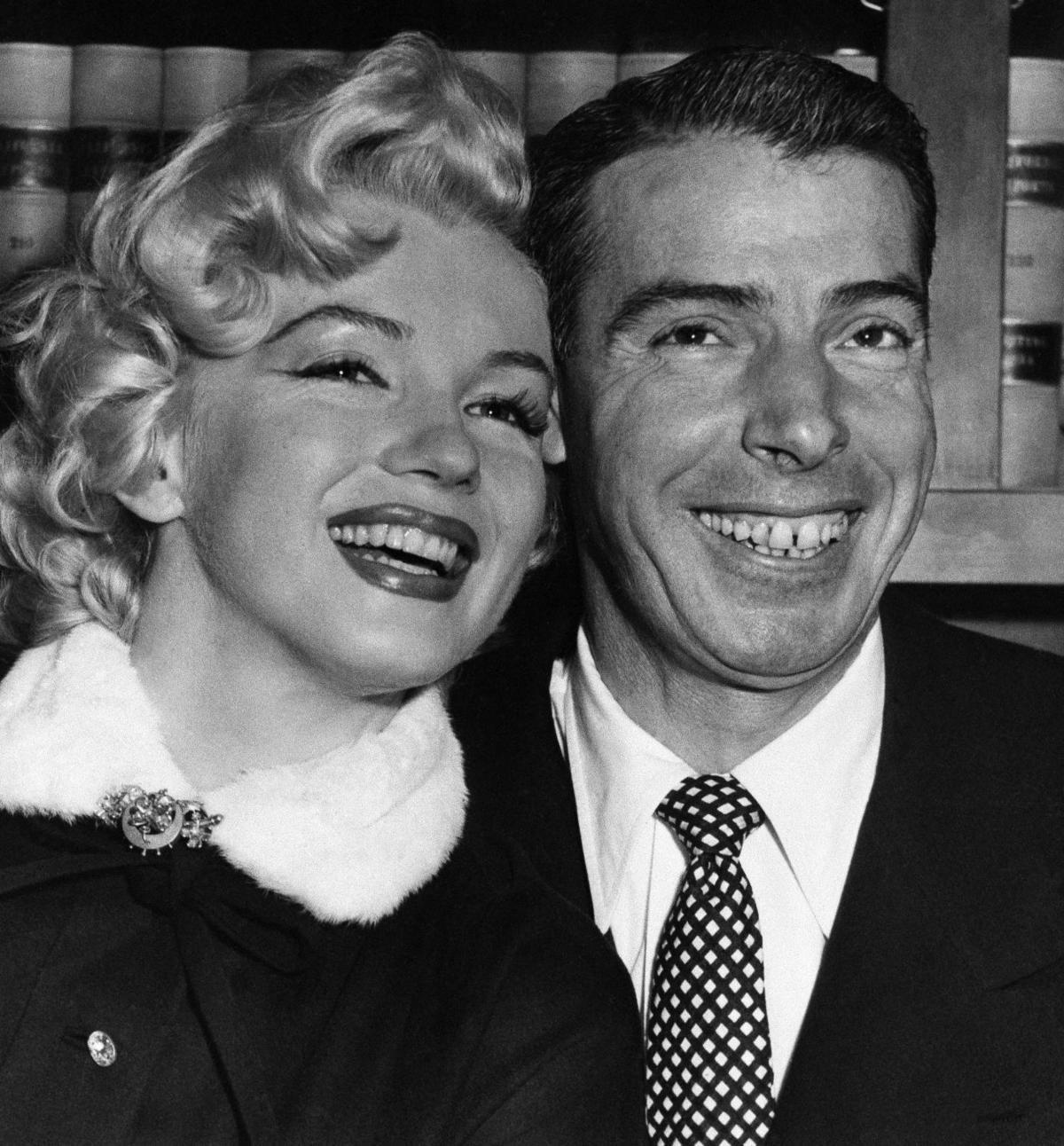 Harrison, Hepburn & Monroe: A look at this week's historic wedding photos