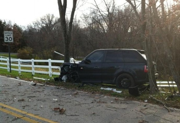 Freese car crash