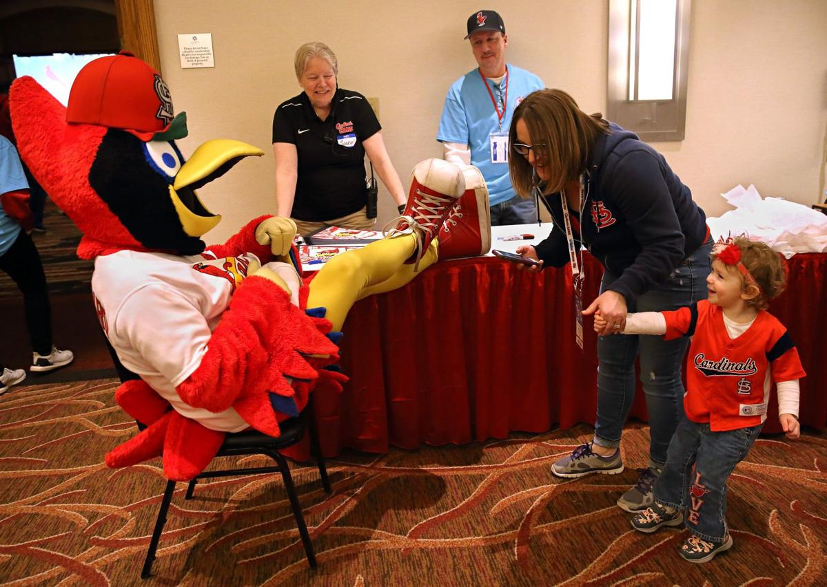 Photos: Waino, Wacha, Shildt and others take center stage at Winter Warm-Up
