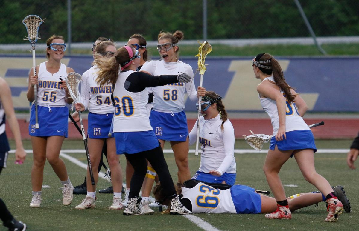 Francis Howell Central at Francis Howell Girls Lacrosse