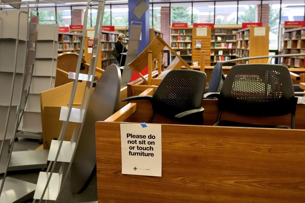 St. Louis County Library reopens