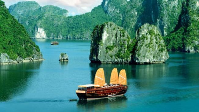 Today I'd go ... Vietnam