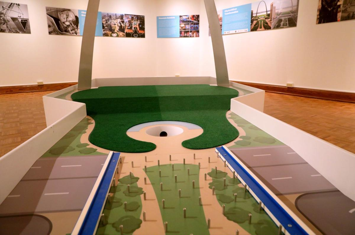 Putt-putt what? Artists design holes for a gallery-worthy mini-golf on