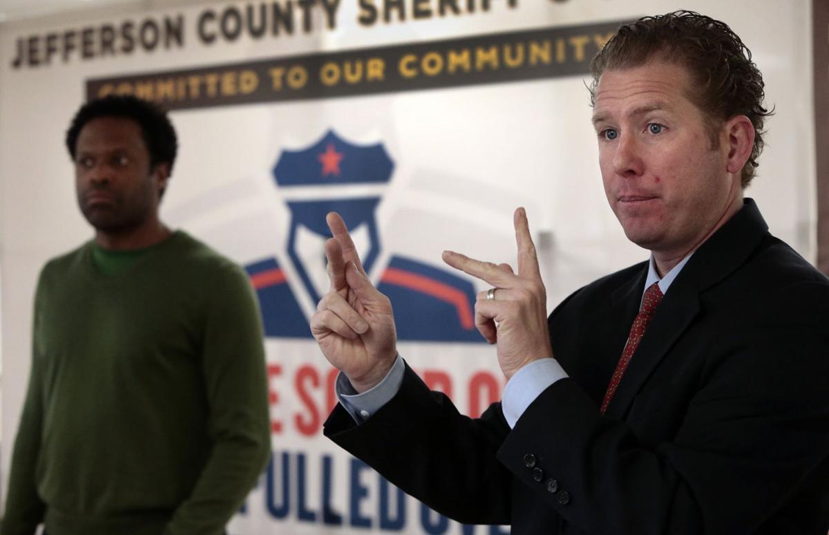 Deputies learn about deaf encounters