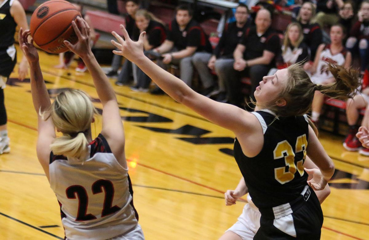 Herculaneum vs. Grandview girls basketball