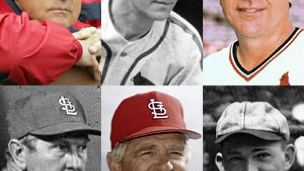 799afdabeff Interactive  Cardinals managers since 1901