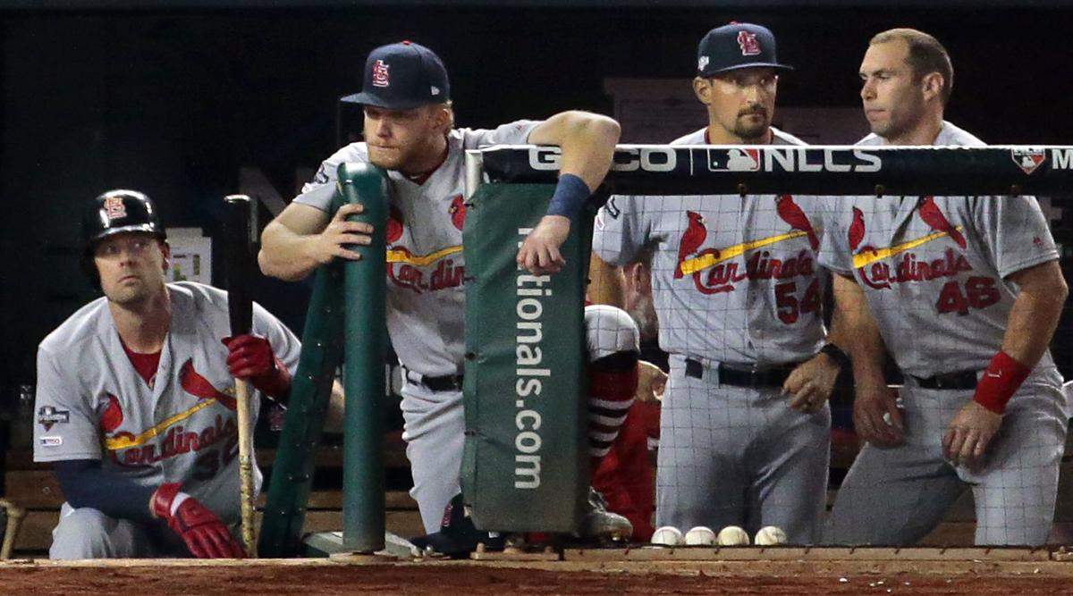 Cardinals swept by Nationals in NLCS