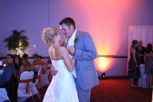Wedding Reception in LaSalle Room