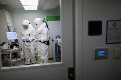 Washington University Coronavirus research