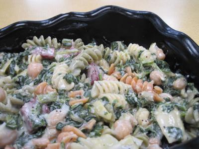 Special Request LeGrand's -- Joyce's Famous Pasta Salad