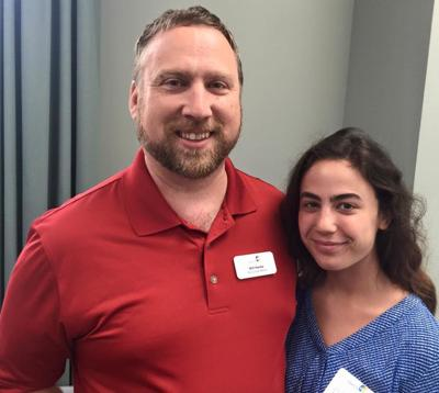 Will Hanke and Amber Hanke with Red Canoe Media