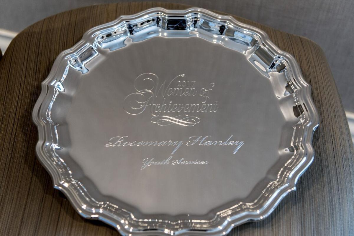 Women of Achievement Award
