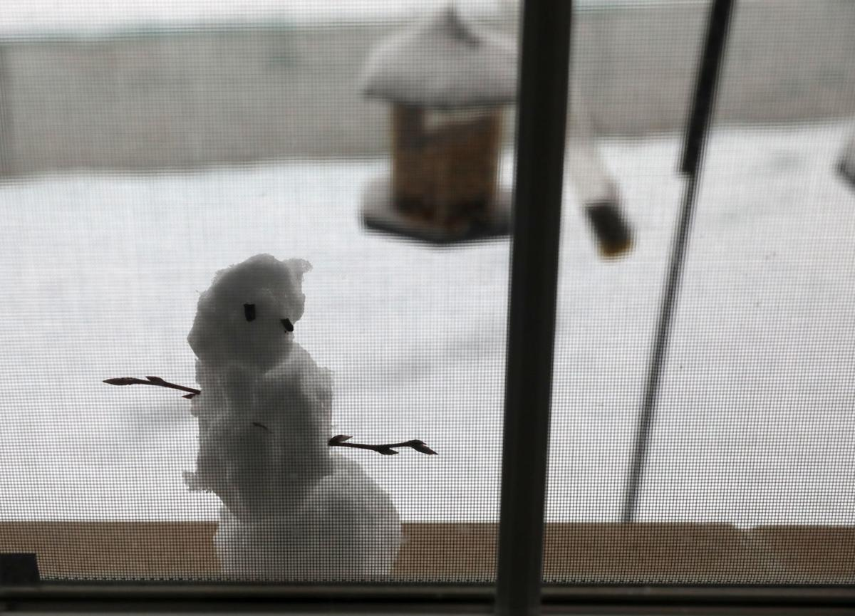 Oak Hill Senior Living and Rehabilitation Center: Do you want to build a snowman?