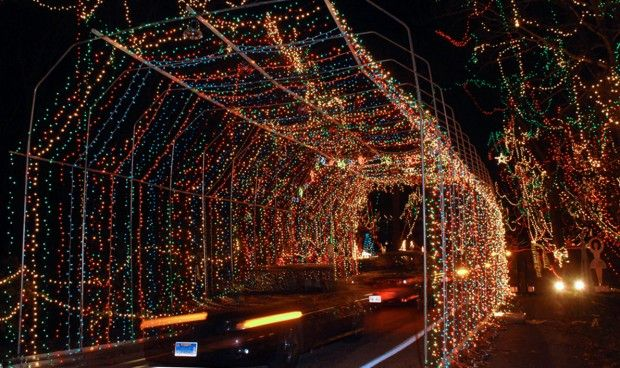 Celebration of Lights - Annual Holiday Display Set To Light Up O'Fallon St. Charles County