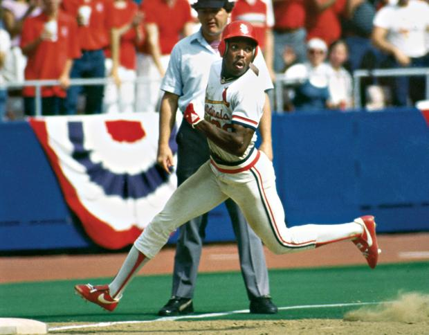 The Day The Tarp Ate Vince Coleman Sports