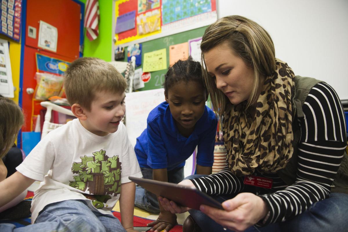 ED-TeacherCandidate-NatashaDockins-JeffersonElementary-KindergartenClassroom