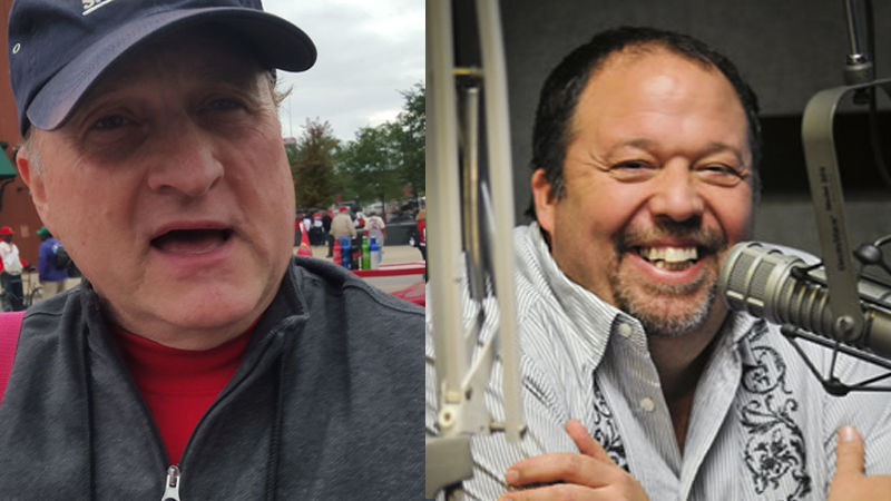 Dueling DJs: John Carney, J.C. Corcoran have angry public encounter