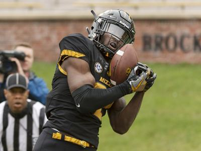 Mizzou Notebook Receiver Ballard Is Off Roster At Least