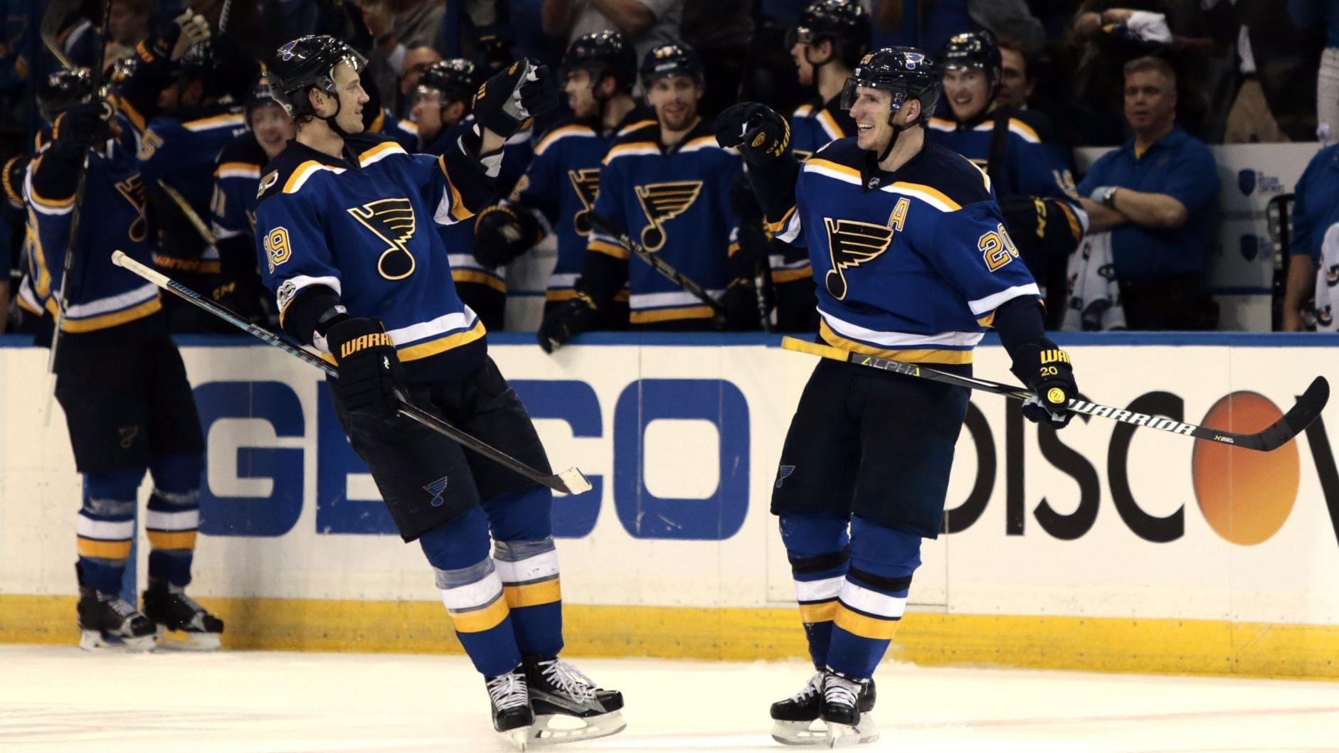 Bouwmeester's game a lot louder than he is