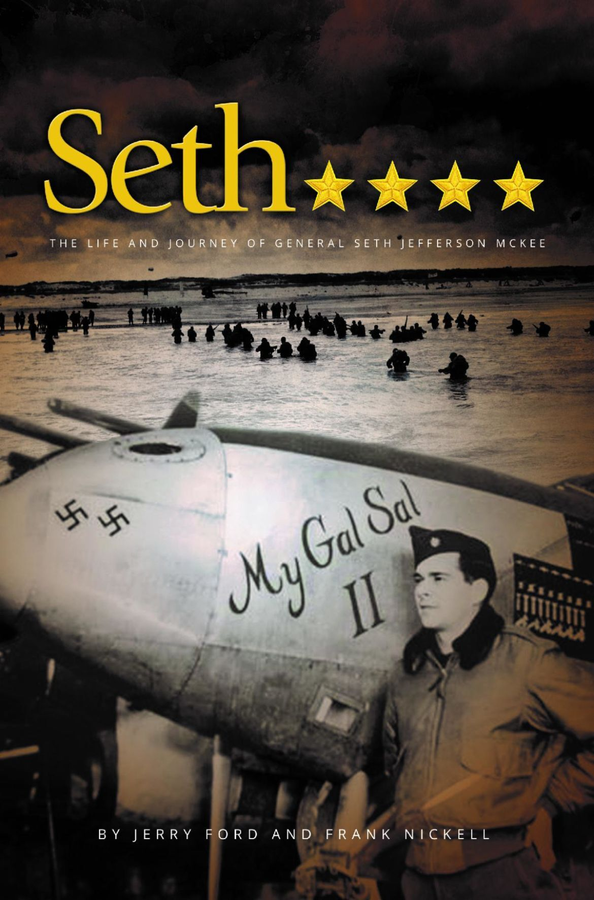 """""""Seth"""" by Jerry Ford and Frank Nickell"""