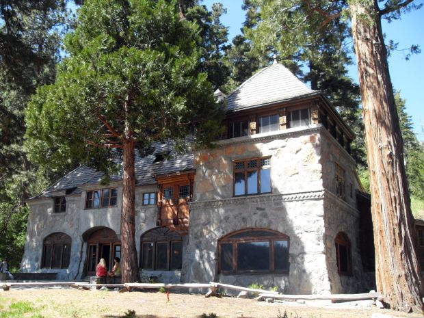 Paint Job Cost >> The historic mansions of Lake Tahoe : Travel