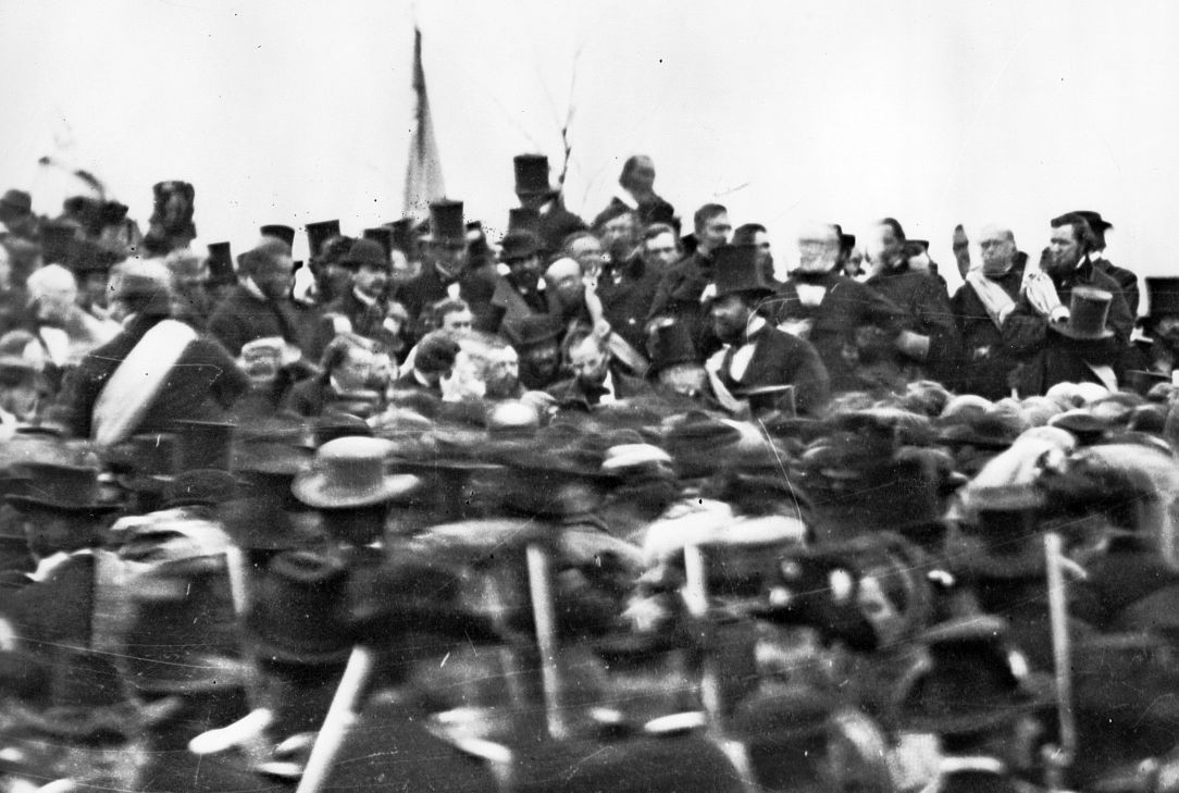 Copy Of Gettysburg Address To Be On Display In Springfield