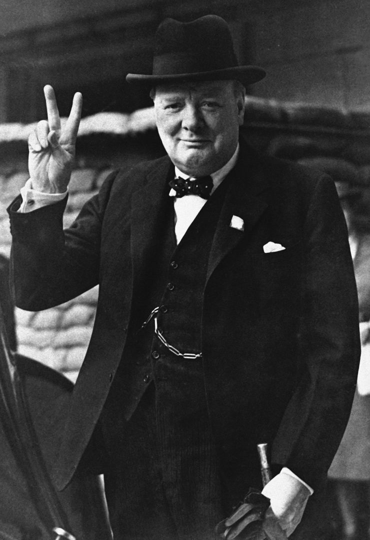 lost winston churchill essay notes great briton s belief in e t  winston churchill