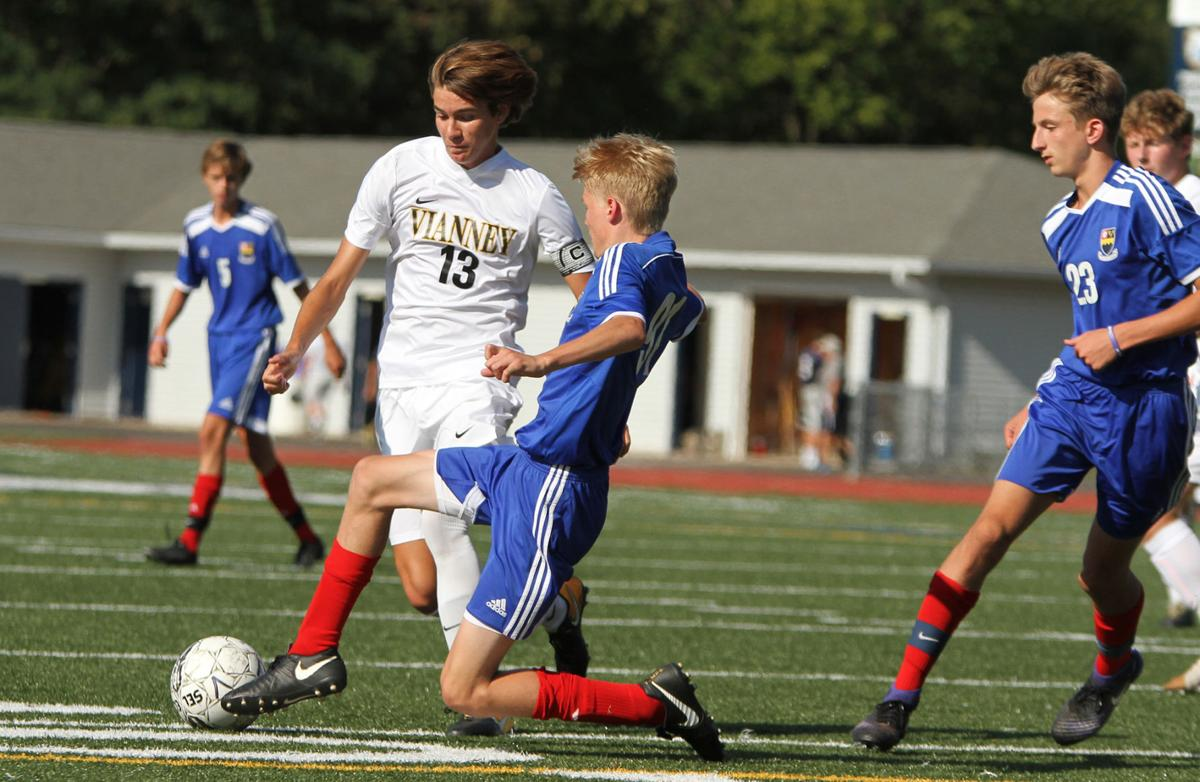 St. Dominic Super Cup: Vianney vs. Priory