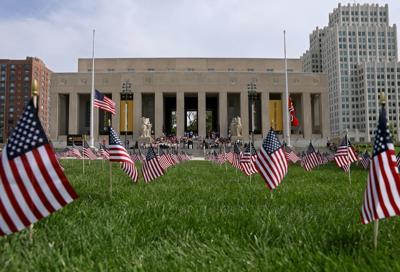Memorial Day at Soldiers Memorial in St. Louis (copy)
