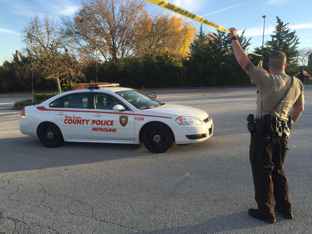 Shooting witness leaves MetroLink station