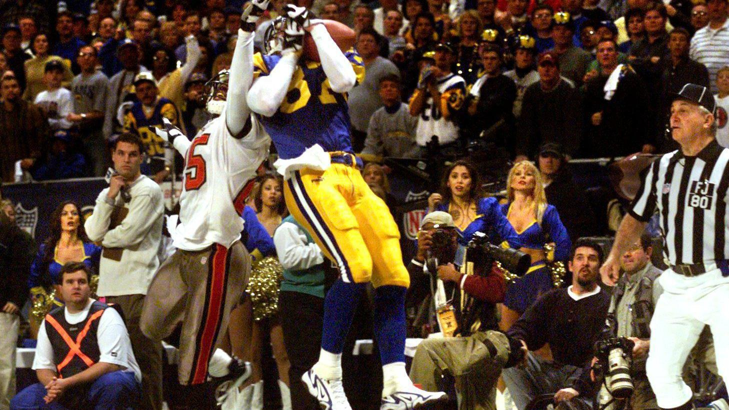21 years ago: Ricky Proehl's catch vaulted the Rams to the Super Bowl