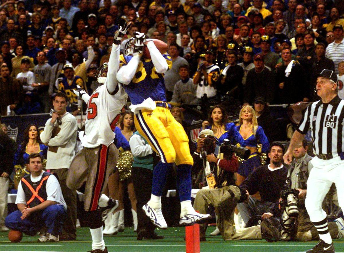 20 years ago ricky proehl s catch vaulted the rams to the super bowl post dispatch archives stltoday com ricky proehl s catch vaulted the rams