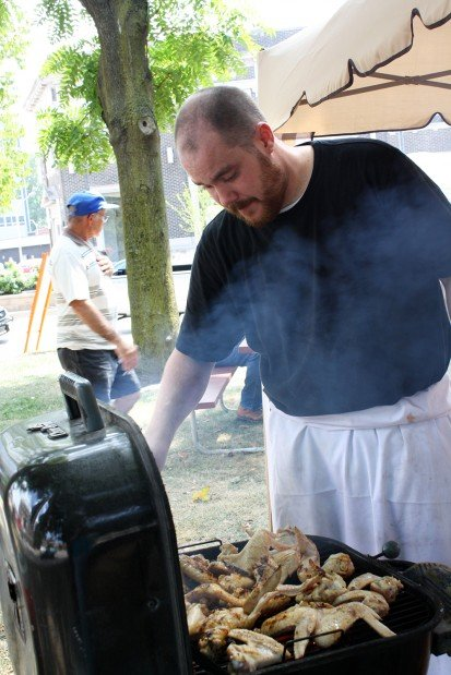 Join The Fun At Granite City Barbecue Competition Life
