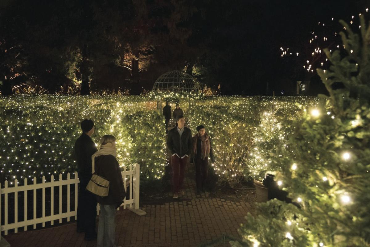 Holiday Light Displays Around St Louis Will Make Your Spirits Glow This Season Arts And