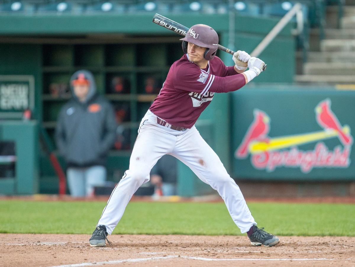St louis area players help missouri state shine in baseball drew millas missouri state baseball freerunsca Images