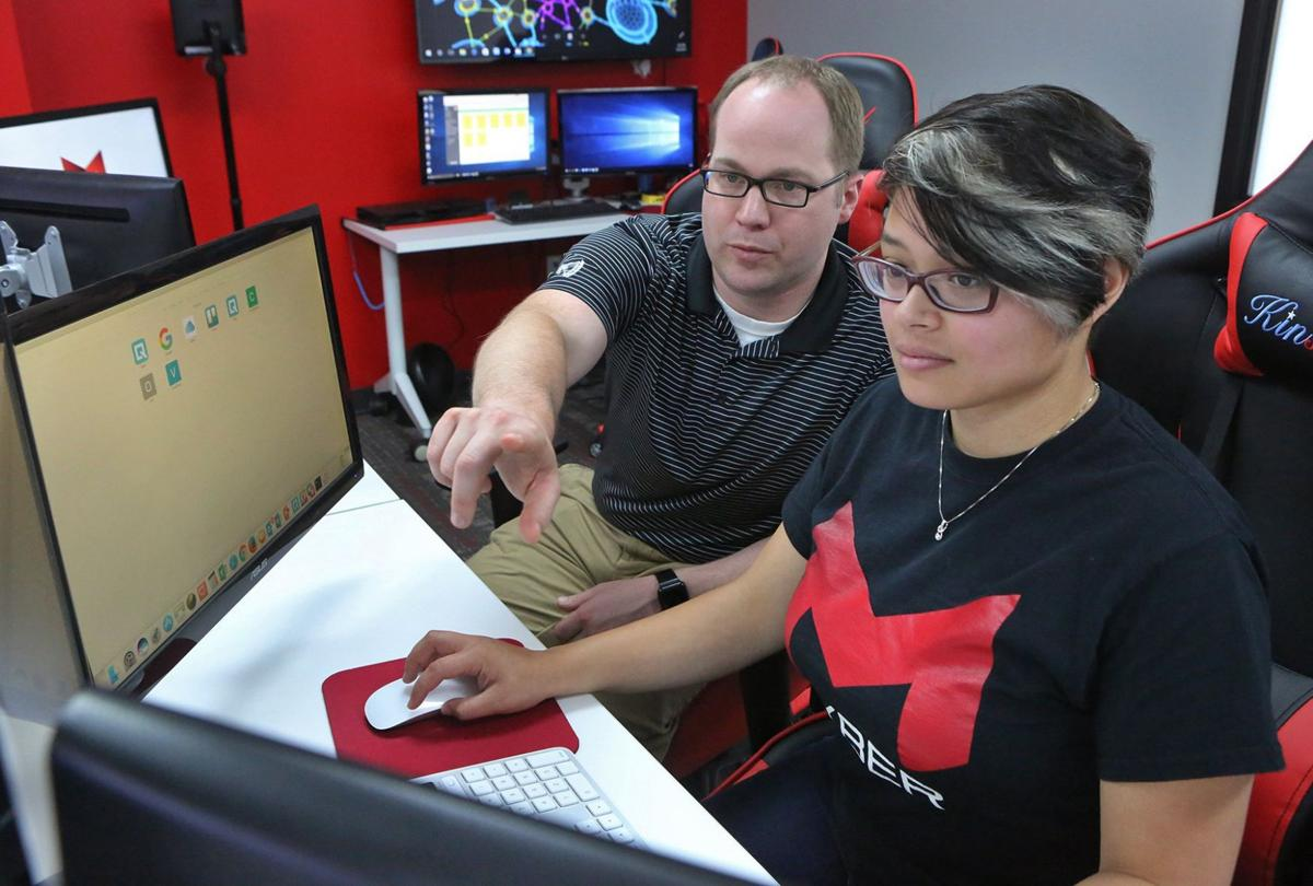 Maryville's popular cybersecurity program is expanding