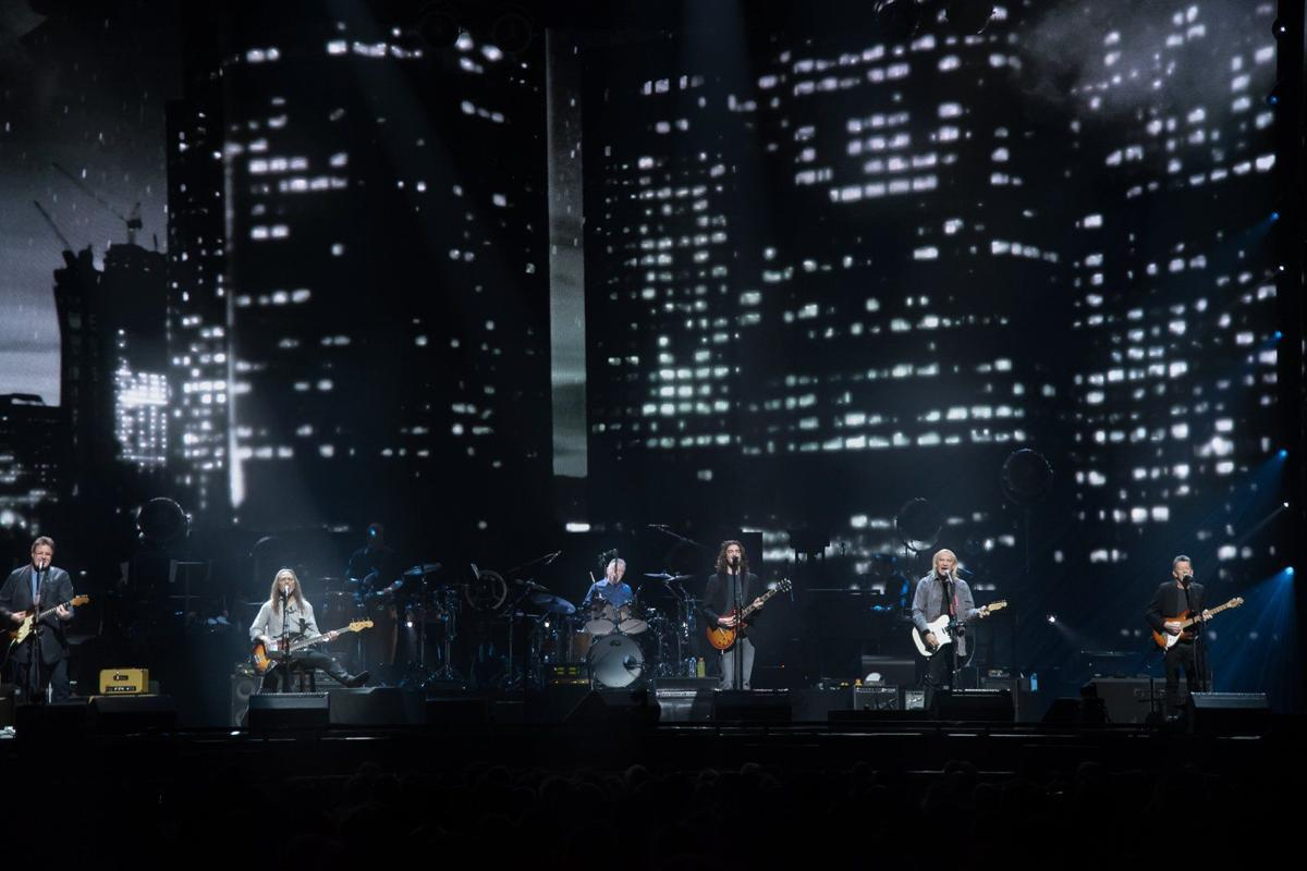 Unbreakable, the Eagles sound better than ever at Scottrade