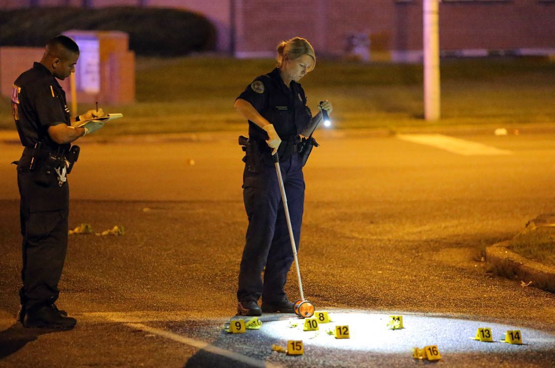 Fatal shooting at Riverview and Broadway