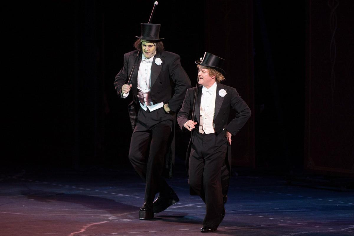 'Young Frankenstein' at the Muny