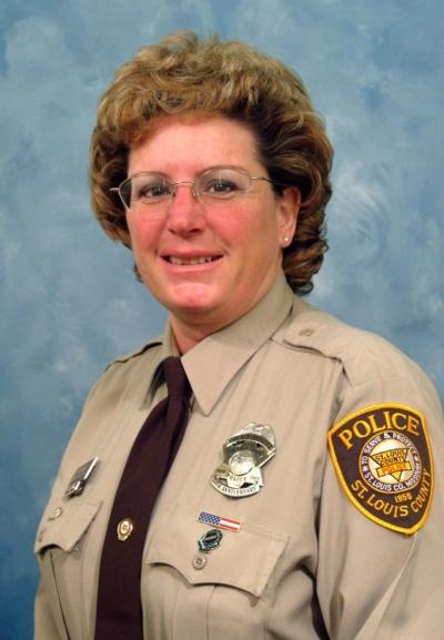 St. Louis County Police Officer Kathy Kelly