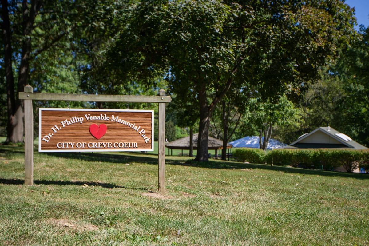 Venable Memorial Park in Creve Coeur